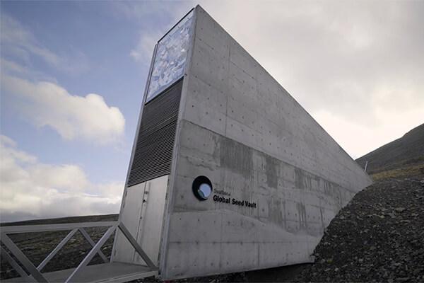 挪威斯瓦尔巴特群岛_末日种子库是怎么回事