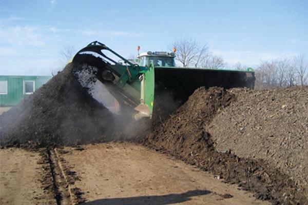 怎样进行现代堆肥发酵